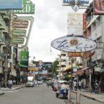 大改革中のバックパッカーストリート:バンコク・カオサン