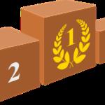 オリンピックのメダル数とGDP